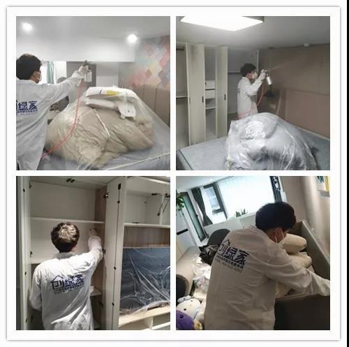 新华红星国际室内空气治理