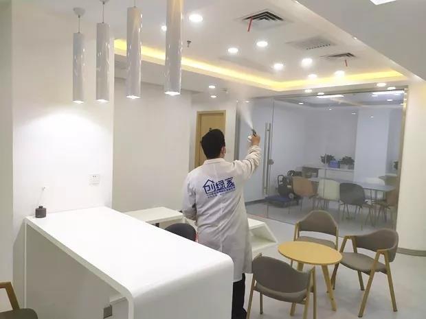 上海凯创建筑科技有限公司室内甲醛治理